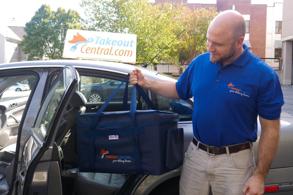 Native Content: Takeout Central's delivery heroes serve local Tar Heels, battle corporate foes