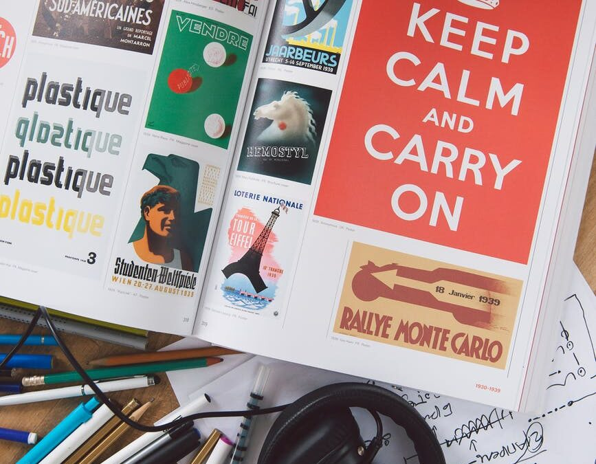 Four graphic design cliches to avoid for a more professional brand