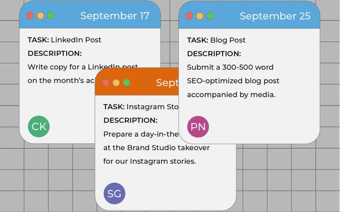 How to Strategically Plan Social Media Content
